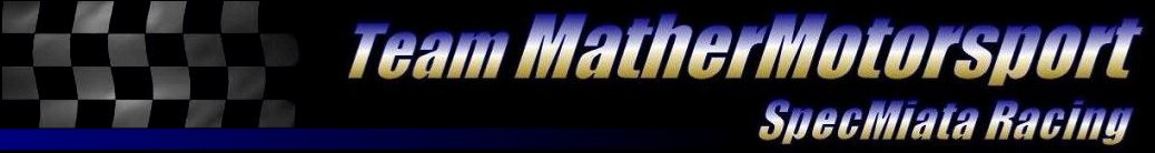 Team Mathermotorsport Home Page